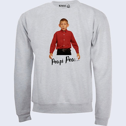 Sweat-Pull Over Poupi pou citation
