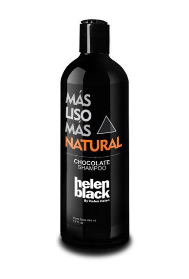 Shampoo de Chocolate con Almendras Dulces