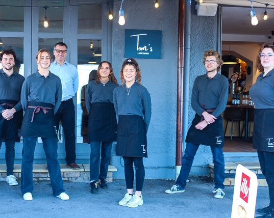 Meet our Front of House Team