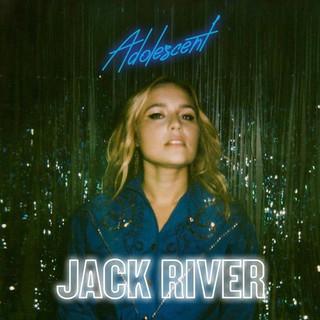"""Jack River """"Adolescent"""" Album cover"""