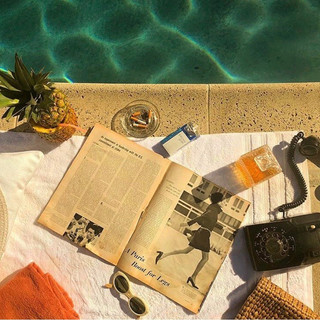 Vintage Summer: 8mm short