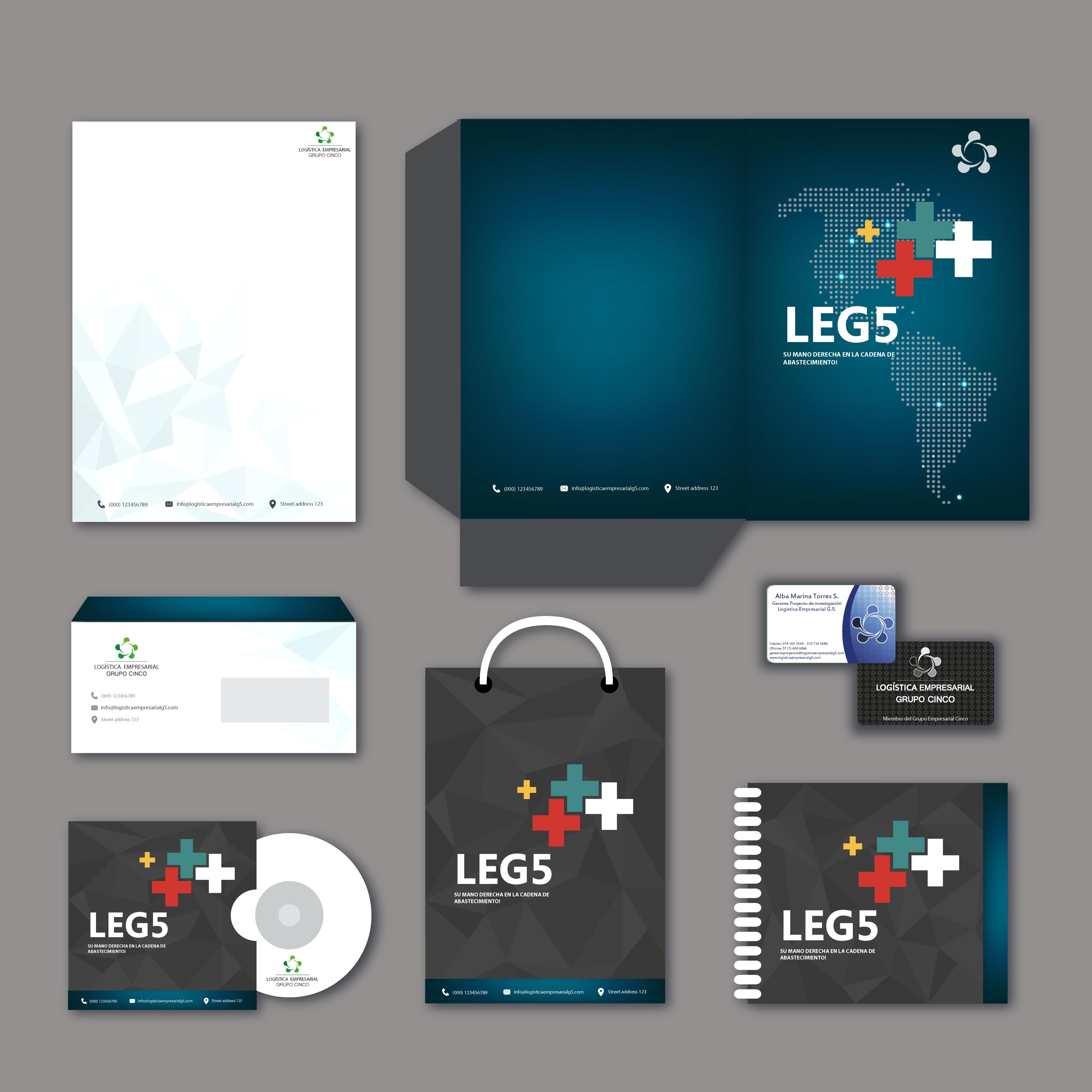 Papeleria LEG5-01