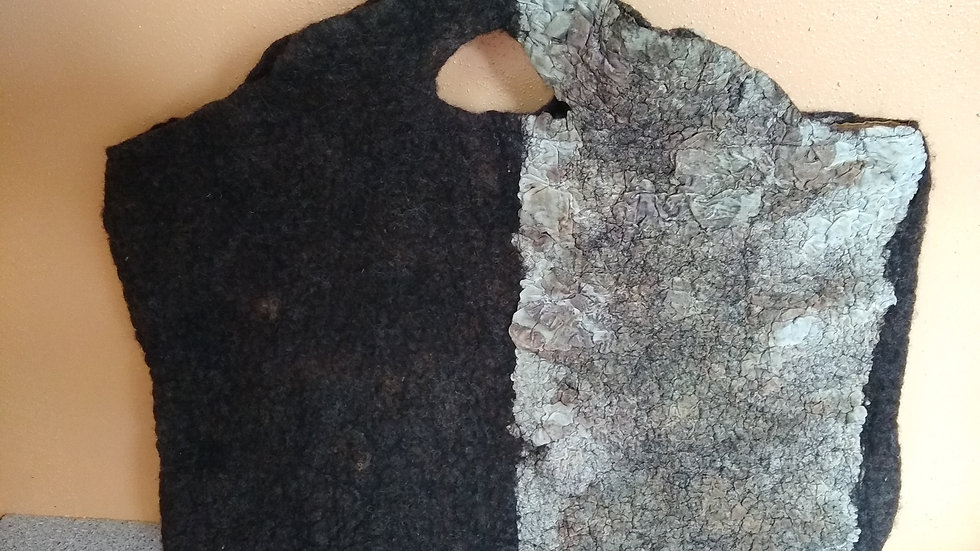 Silk Nuno Tote Bag