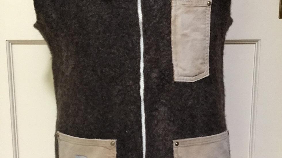 Upcycled Vest