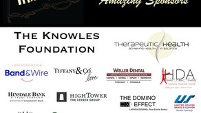 Thank you to our A Gilded Affair Sponsors!