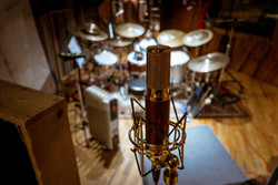 Tracking Drums @ Carriage House