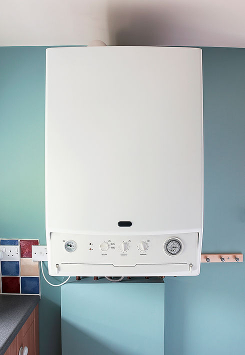 Home boiler in kitchen.jpg
