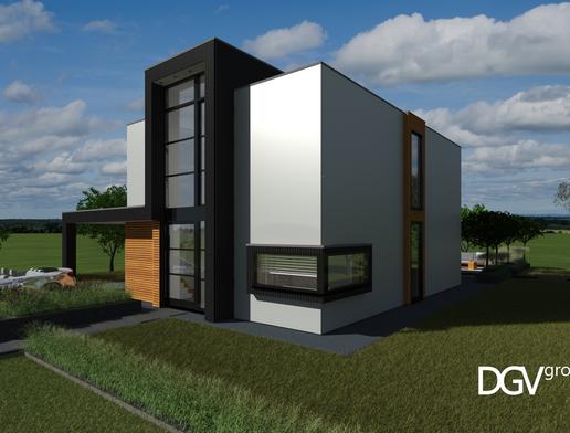 Duurzame villa DGV Group