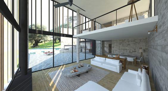 Duurzame villa's Urla, Turkije