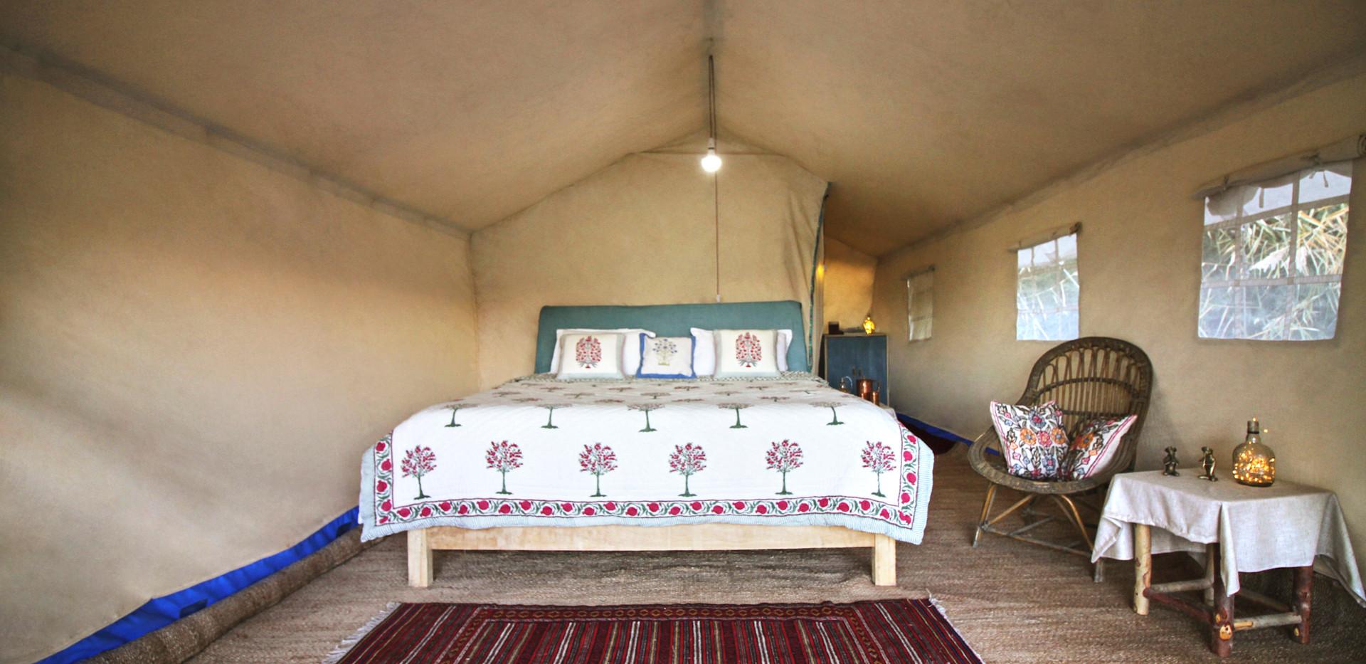 Riverside Tents