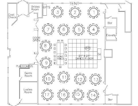 what makes a good floor plan by neil smith the dandy dj dandy dj and photo booth murfreesboro wedding dj event dj