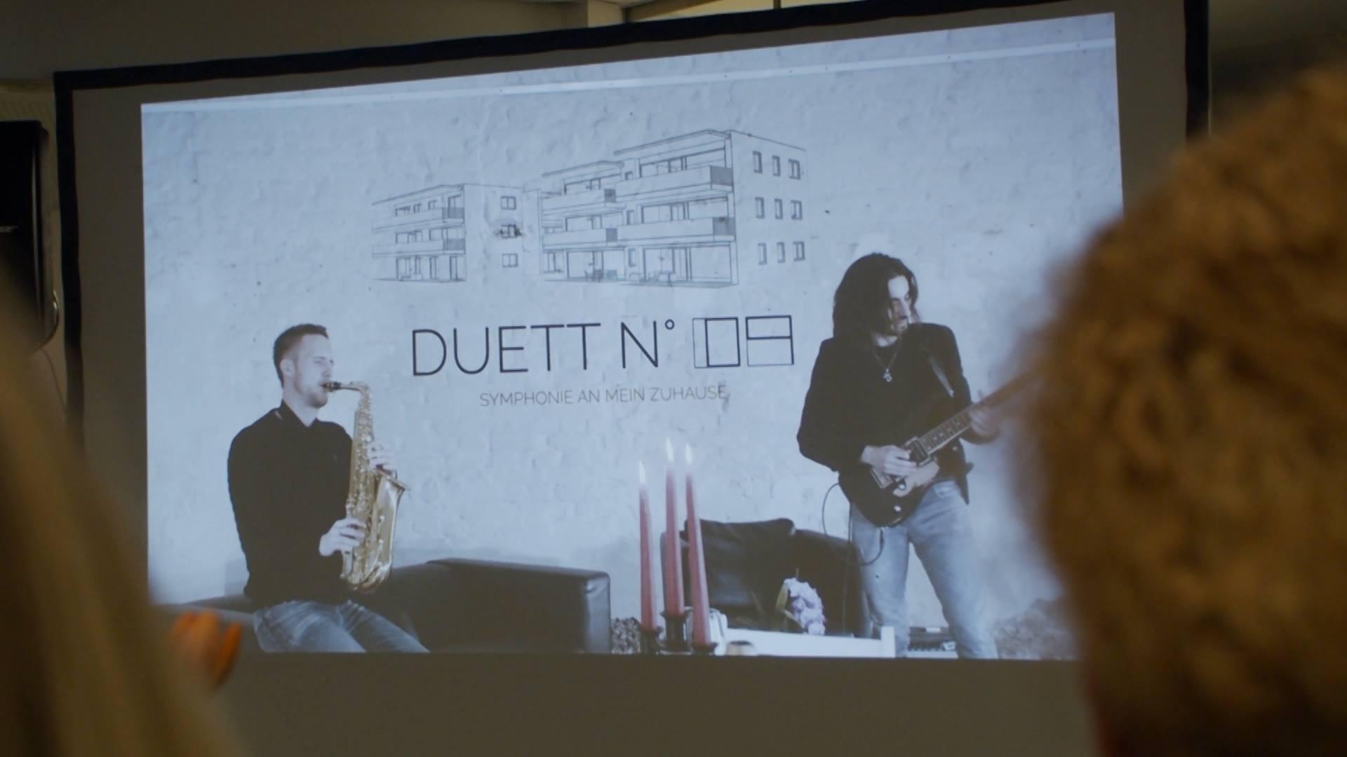 Duett Nr09 - Projektpräsentation