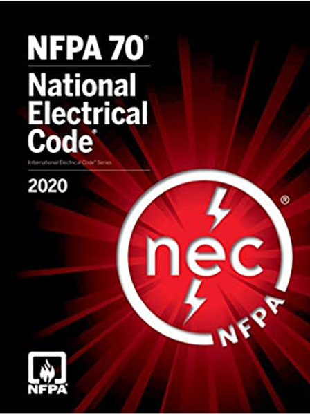 2020 National Electric Code, 45 Hour Program