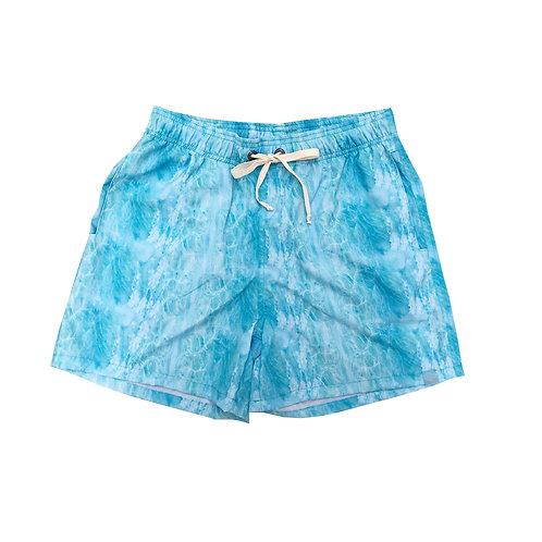 Shorts Masculino Estampado - Estampa Mar de Arraial