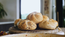 PAUL HOLLYWOOD'S READY TO BAKE ROLLS - CHILLI