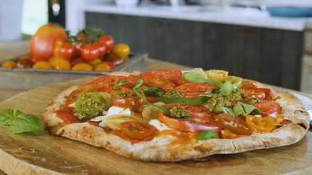 PAUL HOLLYWOOD'S STONEBAKED FLATBREAD - PIZZA