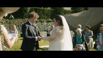 Pippa & James Lake Windermere I Motor Boat Racing Club I Wedding