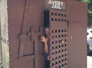 Avery jail, Idaho