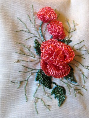 Brazilian, embroidery