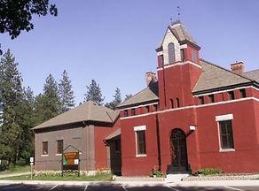Rathdrum, jail, Kootenai County, museum