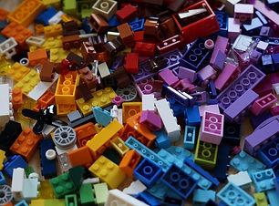 Legos, build