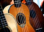 ukulele, music, strings