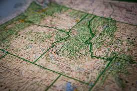 Idaho map, atlas, Idaho