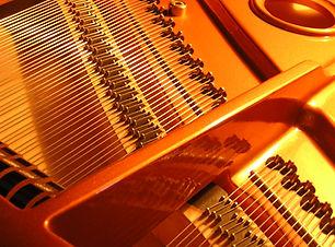music, strings, harp