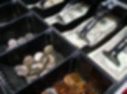 money, cash, coins, cash register, store