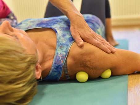 Yoga trifft Spiraldynamik