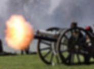 cannon, explosion, war