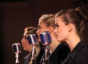 singing, ladies, women