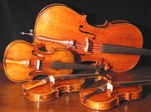 music, string quartet, violing, viola, cello
