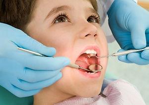 teeth, child, dentist