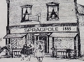 Sprag Pole Museum, Murray, Idaho, gold rush