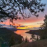 Mineral Ridge, Lake Coeur d'Alene