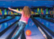 bowling, ball, lanes