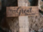 How get thy art, cross, Christian, wood