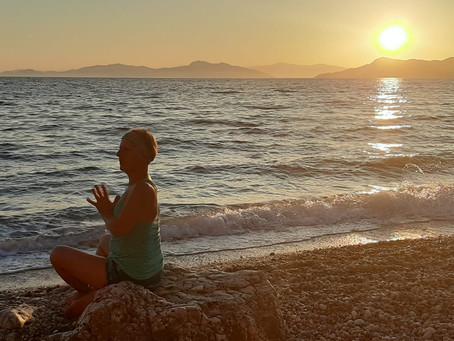 Yoga und Körperarbeit in meinem Bewegungsraum