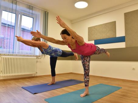 Yoga für Alle: Neu im Gesundheitszentrum Pilz in Perg