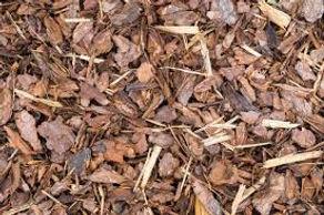 landscape bark, chips