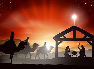 three wise men, Bethlehem, Jesus, Mary, Joseph, nativity, star
