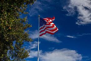 American flag, patriotic