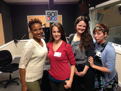 Women of Comedy on WABE