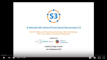 How Sociocracy 3.0 relates to Holacracy, Teal, Lean, Agile, etc