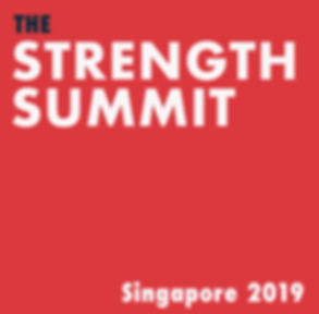 Strength Summit Singapore 2019 New Logo.