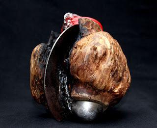 hommage à la femme excisée claudine borsotti sculpture gargas luberon provence