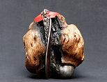hommage aux femmes excisées claudine borsotti sculpteure calibistri métal et bois