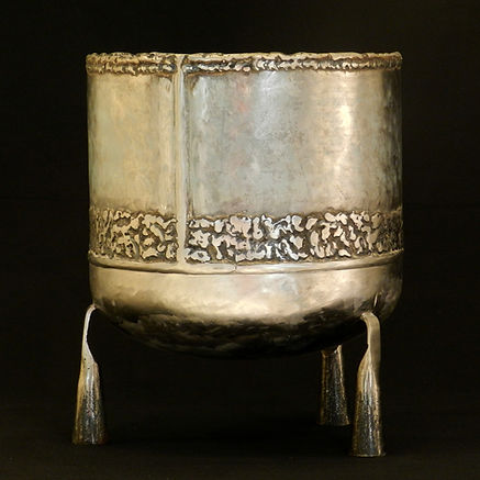sculpture sonore métal claudine borsotti gargas luberon provence