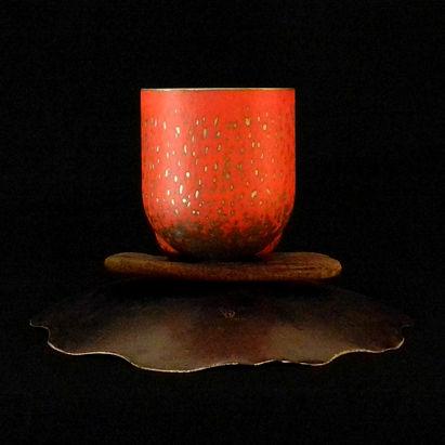 Sculpture bol sonore Claudine Borsotti